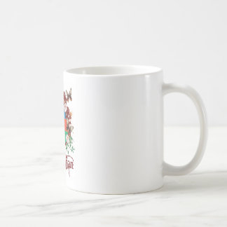Schmetterling Aserbaidschan Kaffeetasse