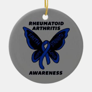 Schmetterling/Bewusstsein… RA Keramik Ornament