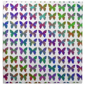 Schmetterling Bliss. Stoffserviette