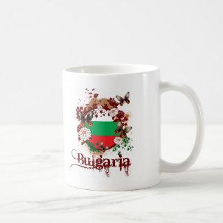 Schmetterling Bulgarien Tasse
