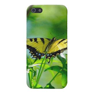 Schmetterling Etui Fürs iPhone 5