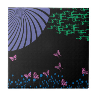 Schmetterling Keramikfliesen