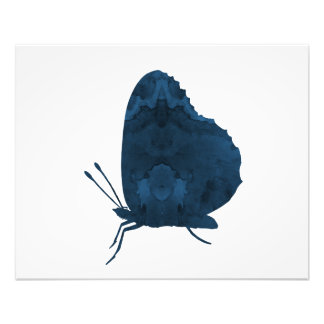 Schmetterling Fotodruck