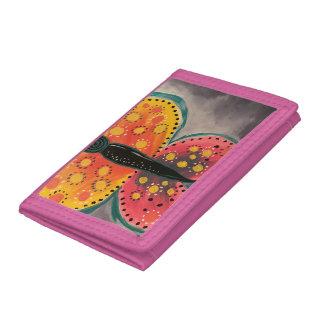 Schmetterling - Geldbörsen-Rosa