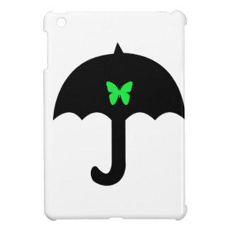 Schmetterling im Regenschirm iPad Mini Hülle