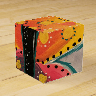 Schmetterling - Kasten Geschenkschachtel
