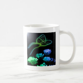 Schmetterling Lilly Kaffeetasse