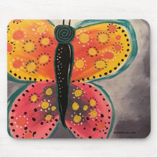 Schmetterling - Maus Mauspad