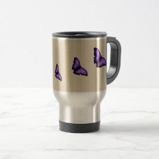 Schmetterling Reisebecher
