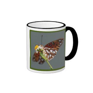 Schmetterling Ringer Tasse