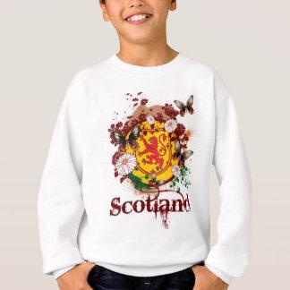 Schmetterling Schottland Sweatshirt