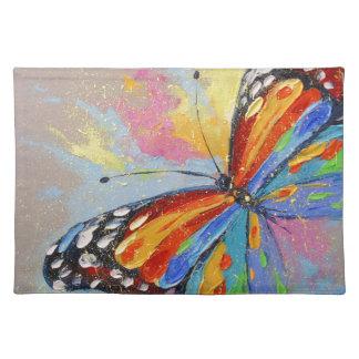 Schmetterling Tischset