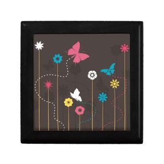 Schmetterling und ein flower3 erinnerungskiste