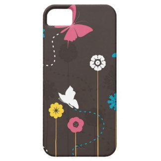 Schmetterling und ein flower3 etui fürs iPhone 5