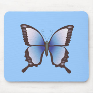 Schmetterling: Vektorillustration: Mousepads