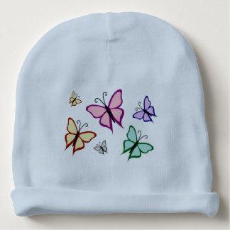SchmetterlingBeanie Babymütze