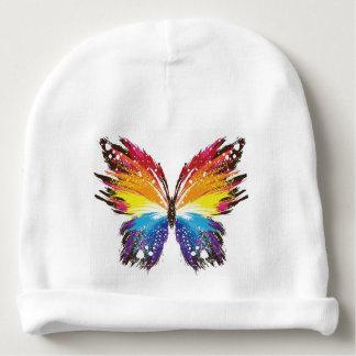 Schmetterlinge Babymütze