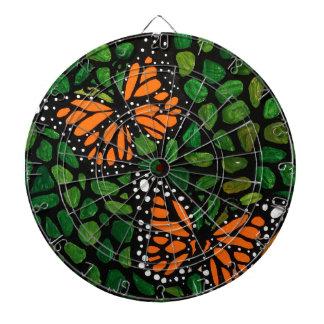 Schmetterlinge Dartscheibe