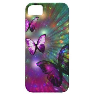 Schmetterlinge für alle Zeiten iPhone 5 Cover