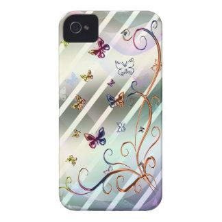 Schmetterlinge iPhone 4 Cover