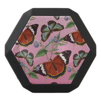 Schmetterlinge mischen Rosa Schwarze Bluetooth Lautsprecher