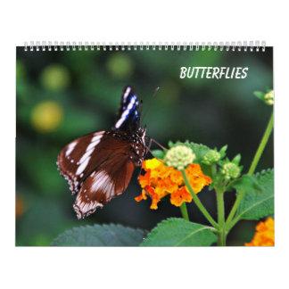 Schmetterlinge Wandkalender