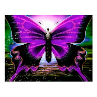 SchmetterlingGraffitis Postkarte