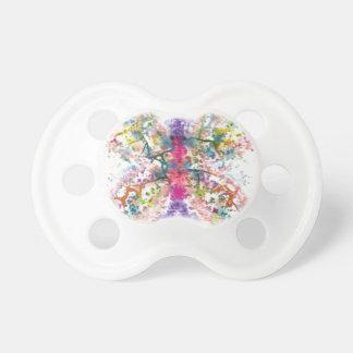 Schmetterlings-Anatomie Schnuller