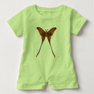 Schmetterlings-Baby-Spielanzug Baby Strampler