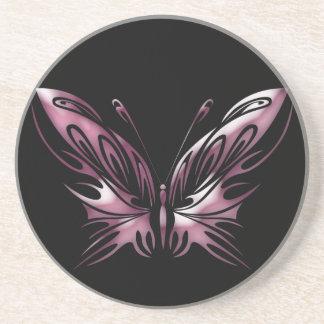 Schmetterlings-Bewusstseins-Tagesam 6. Juni Untersetzer