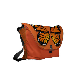 Schmetterlings-Bote-Taschen-Schmetterlings-Taschen Kuriertasche