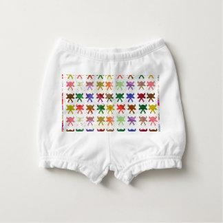 Schmetterlings-Drachen-Muster Baby-Windelhöschen