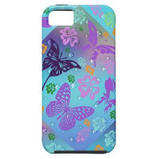 Schmetterlings-Fantasie iPhone 5 Schutzhülle