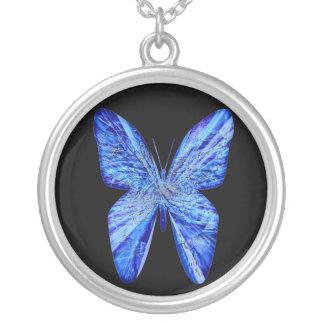 Schmetterlings-Flügel Personalisierte Halskette