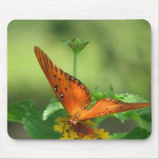Schmetterlings-Garten Mauspads