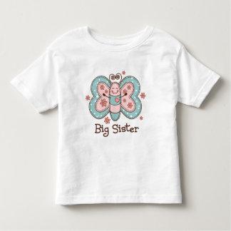 Schmetterlings-große Schwester T-Shirts
