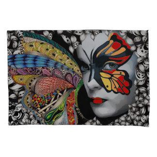 Schmetterlings-Kissenbezug Kissen Bezug
