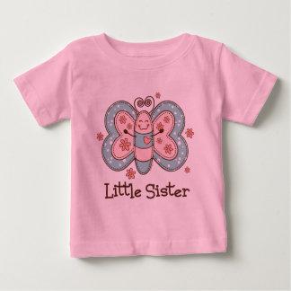 Schmetterlings-kleine Schwester Baby T-shirt