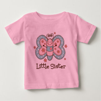 Schmetterlings-kleine Schwester Shirts
