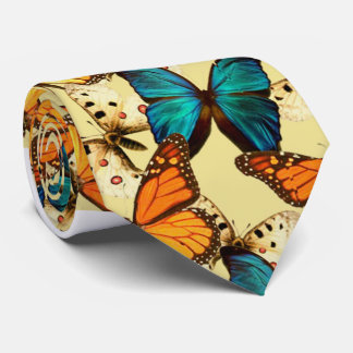 Schmetterlings-Krawatte Bedruckte Krawatten
