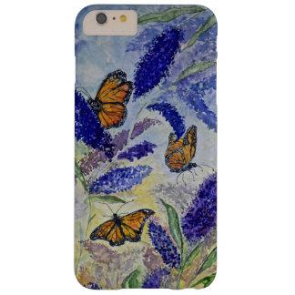 Schmetterlings-Kunst kaum dort iPhone 7 Hüllen
