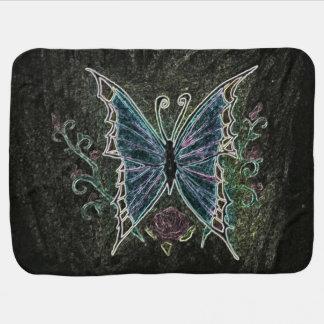 Schmetterlings-Netz Kinderwagendecke
