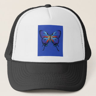 Schmetterlings-Reflexion Truckerkappe