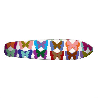 Schmetterlings-Show 21,6 Cm Skateboard Deck