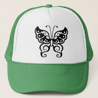Schmetterlings-Tätowierung Truckerkappe