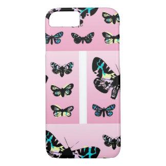 Schmetterlings-Telefon-Kasten iPhone 8/7 Hülle