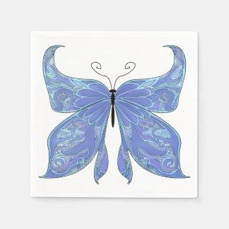 Schmetterlings-Träume Serviette