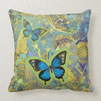 Schmetterlings-Traumkissen Kissen