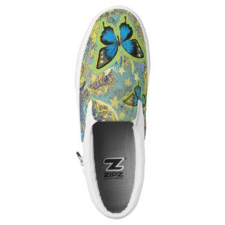 Schmetterlings-Traumschuhe Slip-On Sneaker