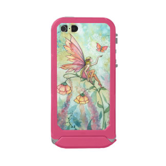 Schmetterlings-und Fee-feenhafte Fantasie-Kunst Incipio ATLAS ID™ iPhone 5 Hülle